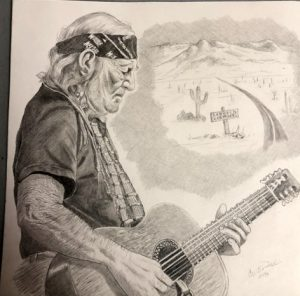 willie nelson on the road